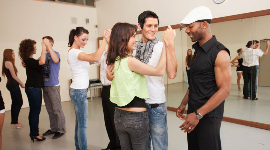 Dance class and instructor insurance