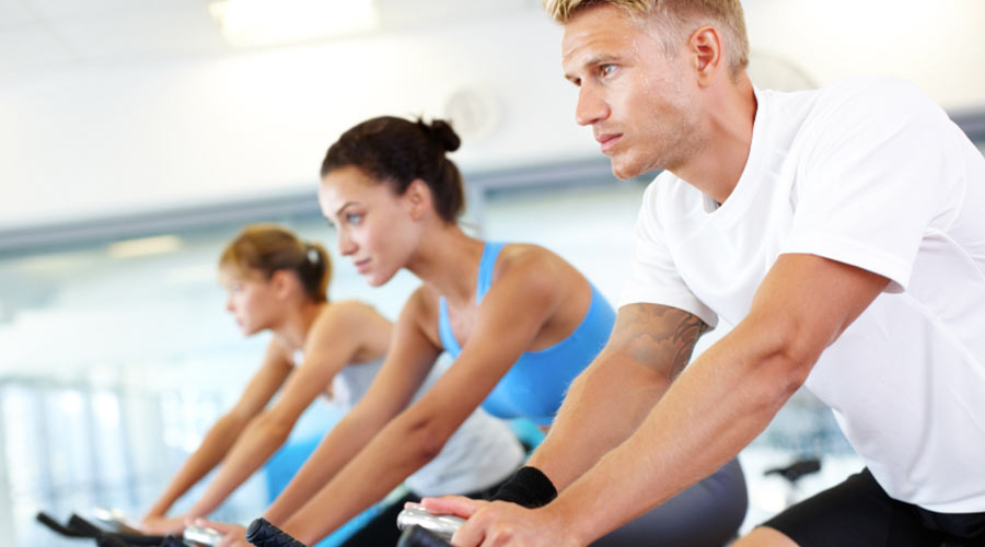 Spinning and indoor cycling insurance
