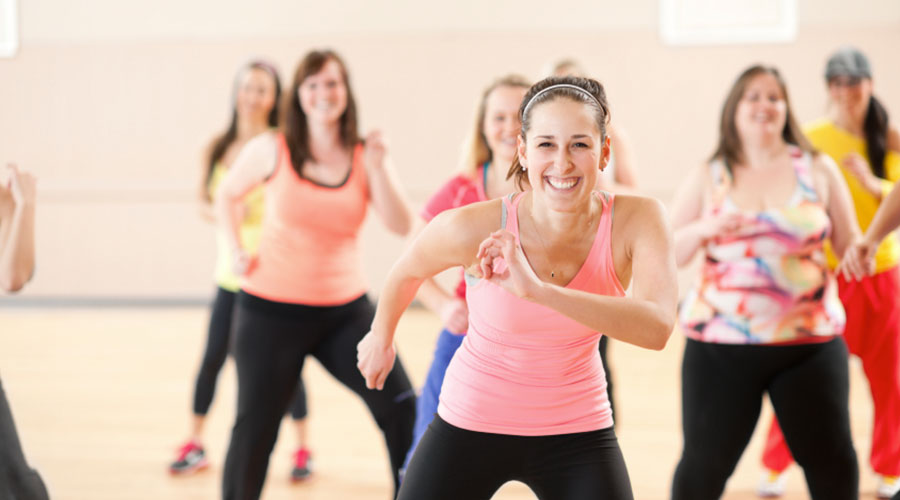 Zumba class and instructor insurance