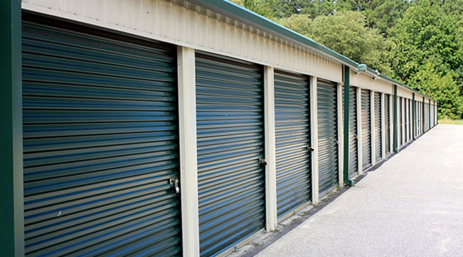 Shed, wall and private garage block insurance